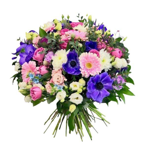 Букет Сиреневый сад фото