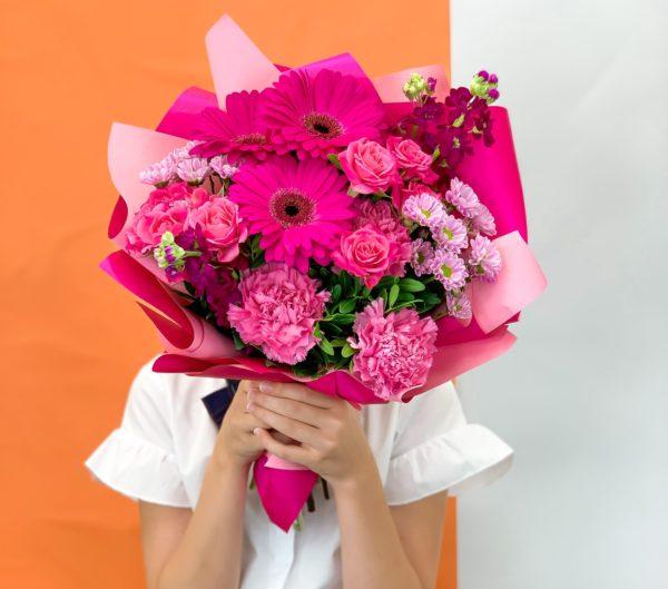 Букет Розовые мечты фото