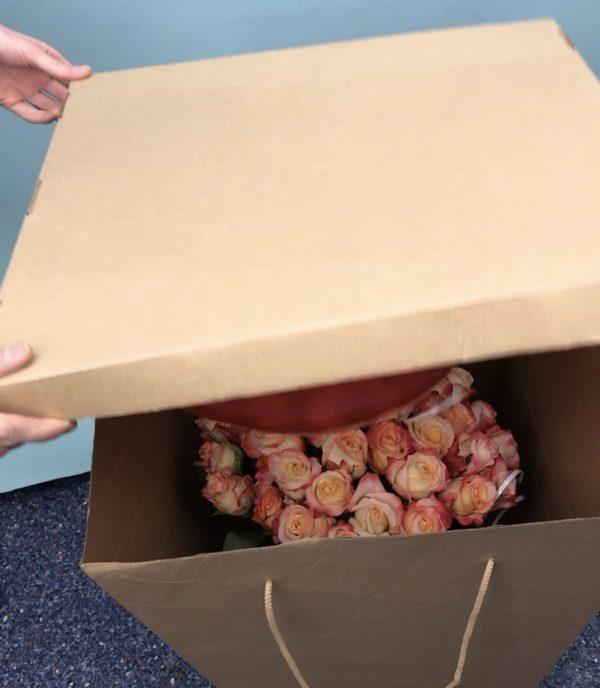 Коробка - сюрприз фото